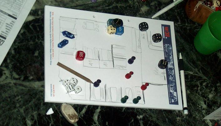 Das Notfallköfferchen Teil II: Das Notfallköfferchen für den Spielleiter