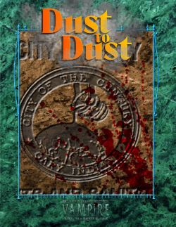 Dust to Dust Cover