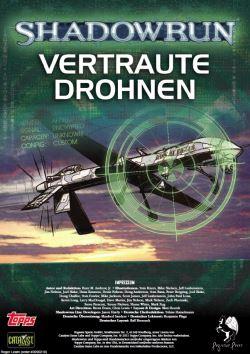 Vertraute Drohnen Cover