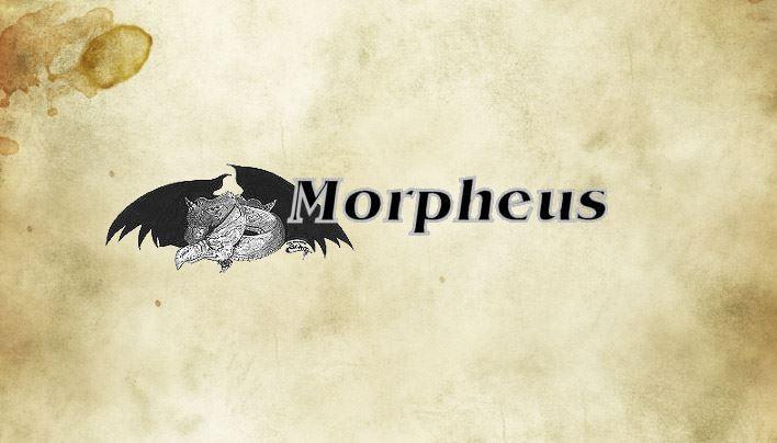 Ankündigung: Morpheus 25