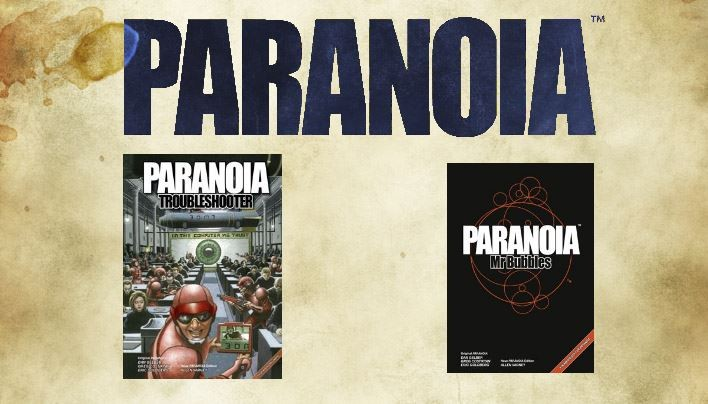 Rezension: Paranoia / Mr. Bubbles