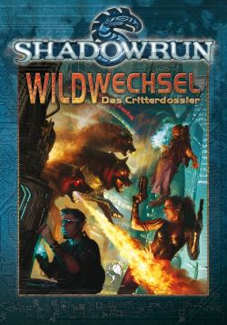 Shadowrun Wildwechsel Cover