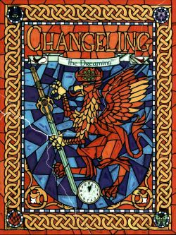 changeling the dreaming cover