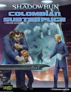 Colombian Subterfuge Cover