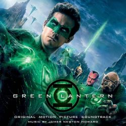 Green Lantern OST Cover