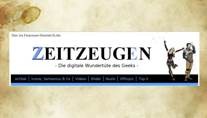 Interview: Zeitzeugin (aka Guddy)