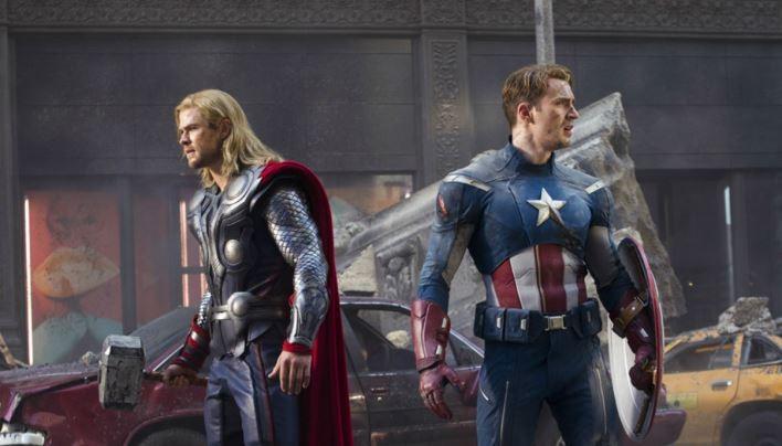 Angeschaut: Marvel´s The Avengers
