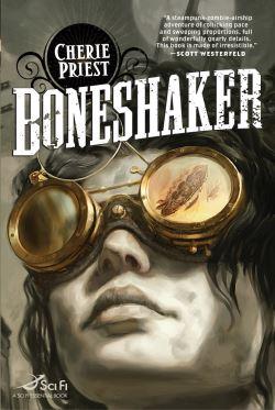 Boneshaker Cherie Priest Cover