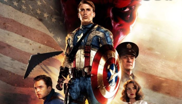 Angeschaut: Captain America (BluRay)