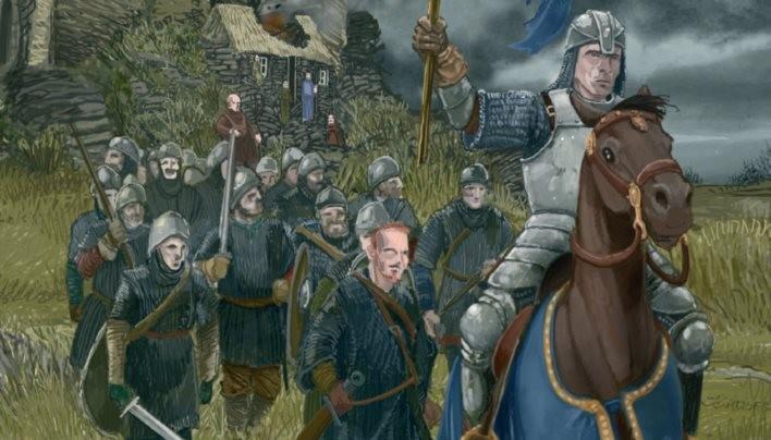 Rezension: Legenden von Harkuna 1 – Das Reich des Krieges