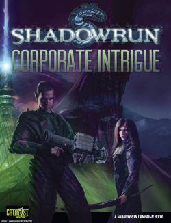 Corporate Intrigue Cover