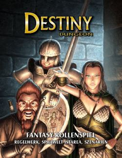 Destiny Dungeon Cover