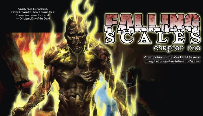 Rezension: Falling Scales — Chapter One (SAS)