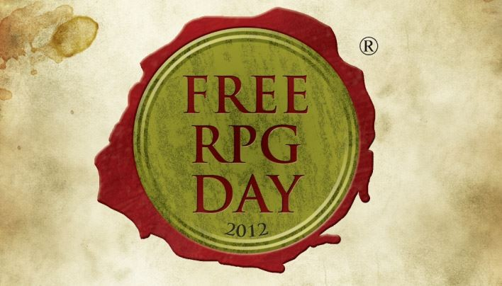 Free RPG Day 2012 in Ulm