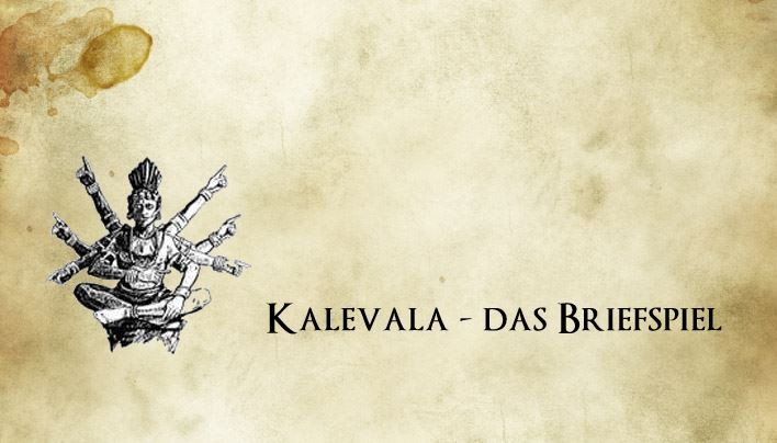 Kalevala – Phantastik per Post
