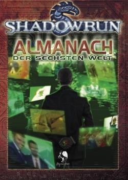 Almanach der sechsten Welt Cover
