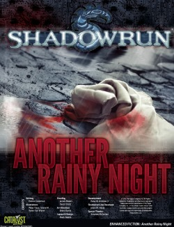 Another rainy night cover
