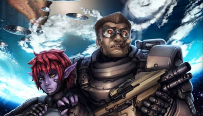 Rezension: Contact – Das taktische UFO Rollenspiel