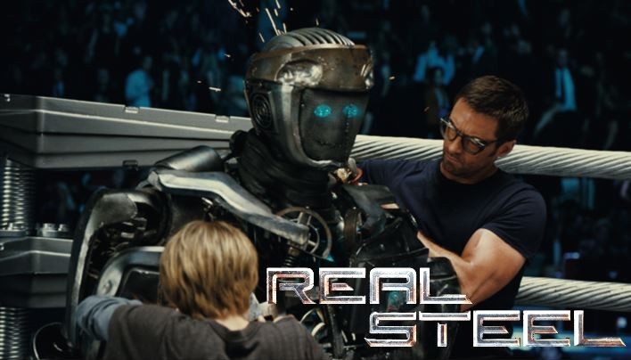 Angeschaut: Real Steel (BluRay)