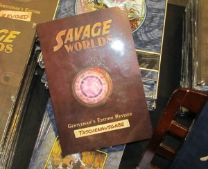 Savage Worlds GERTA