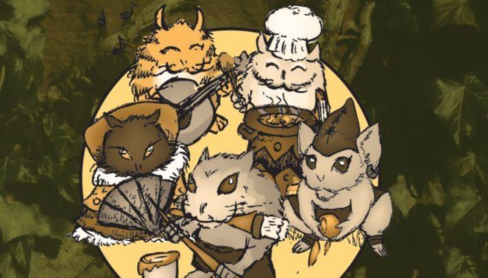 Vorstellung: Michtim – Fluffy Adventures RPG und Interview mit Georg Mir