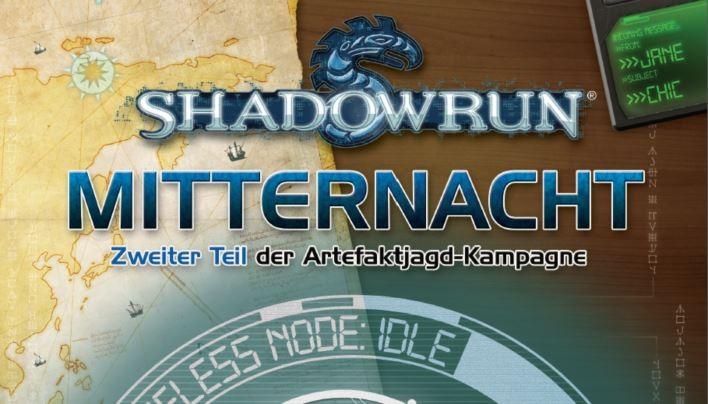 Rezension: Shadowrun – Artefaktjagd Kampagne, Band II: Mitternacht