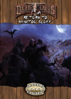 Return to Manitou Bluff_Cover