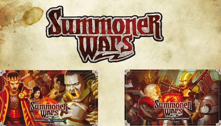 Rezension: Summoner Wars Grundboxen