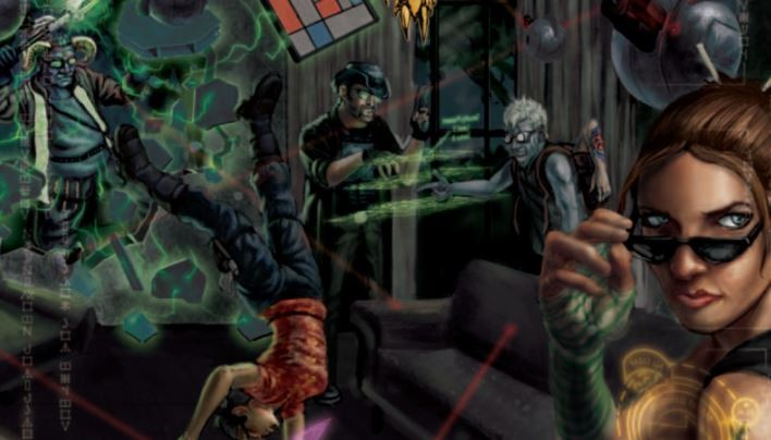 Shadowrun Missions: Copycat Killer & On a silver platter
