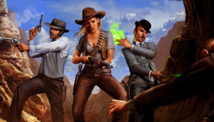 "Rezension: Deadlands Reloaded – Blood Drive 1 ""Bad Times on the Goodnight"""