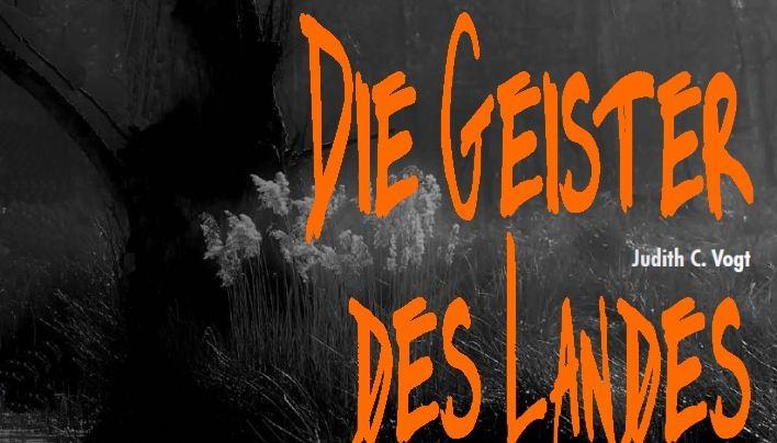 Rezension: Die Geister des Landes (Judith Vogt)