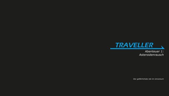 Rezension: Traveller – Asteroidenrausch