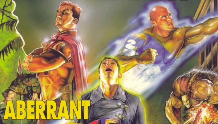 Aberrant: SuperScience Berechnung