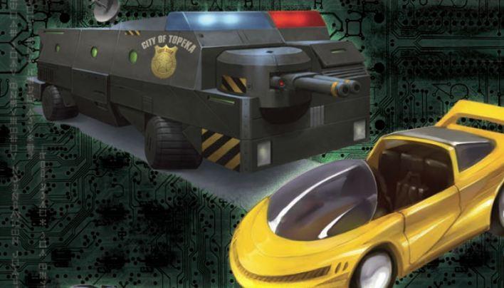 Rezension: Shadowrun – Used Car Lot