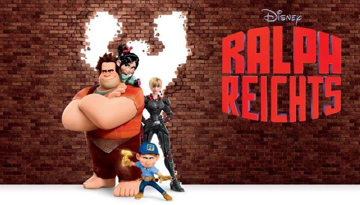 Angeschaut: Ralph reichts!