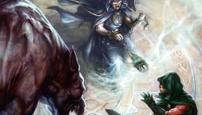 Rezension: Einsamer Wolf 10 – Die Kerker von Torgar