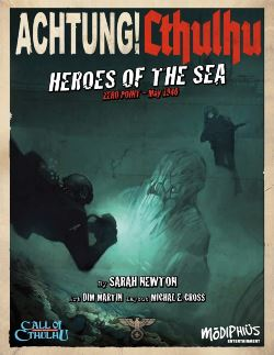 Heroes of the Sea Cover