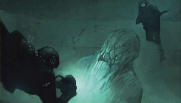 Rezension: Achtung! Cthulhu – Heroes of the Sea