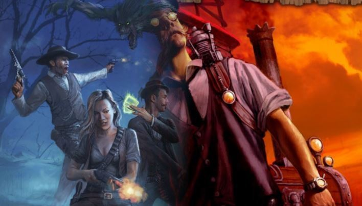 Rezension: Deadlands Reloaded – Blood Drive 2 & 3: High Plains Drovers & Range War!