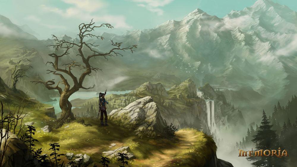 Prinzessin Sadja zieht aus, um eine große Heldin zu werden - und verschwindet spurlos. Der Spieler erlebt ihre Geschichte nach.