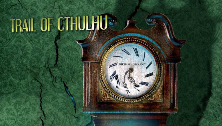 Rezension: Trail of Cthulhu – Out of Time