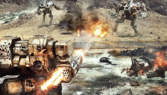 Rezension: Battletech – Total Chaos