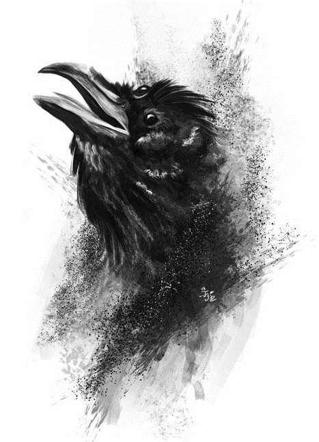 games_of_thrones_raven