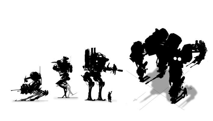 Stählerne Krieger – ein Mecha-RPG Überblick