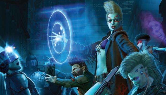 Rezension: Shadowrun 2050