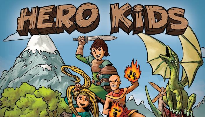 Rezension: Hero Kids – Endlich das Rollenspiel für Kinder?