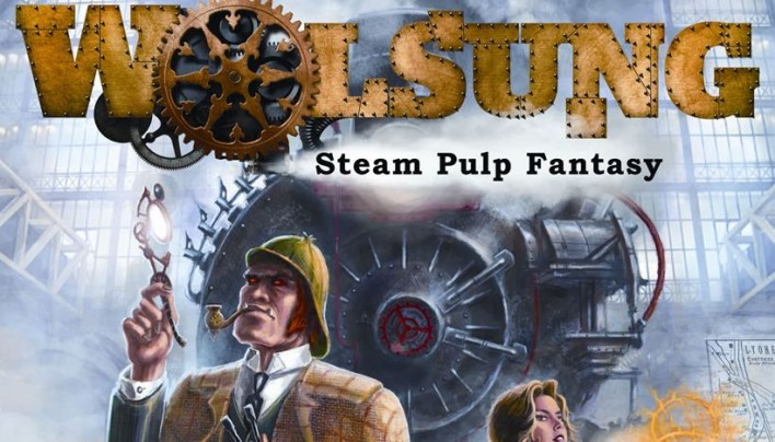 Rezension: Wolsung Steam Pulp Fantasy