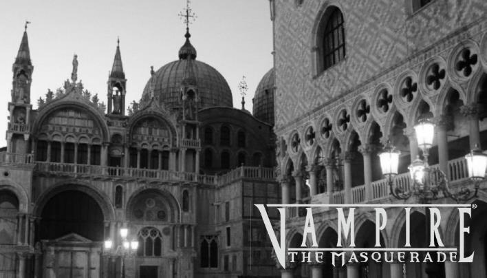 Das Blut des Friedens – ein Abenteuer für Vampire:The Masquerade