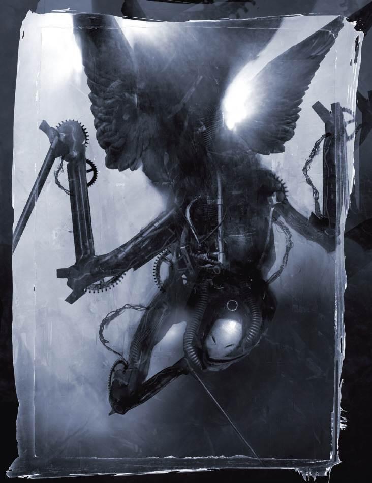 Die Engel der Gott-Maschine