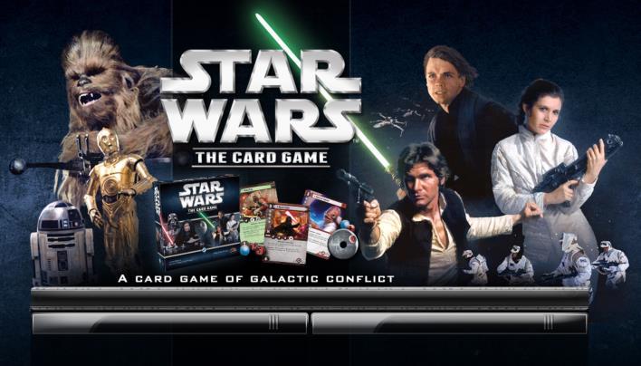 Angespielt: Star Wars LCG – Das Kartenspiel